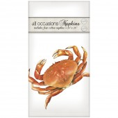 Red Crab Casual Napkins