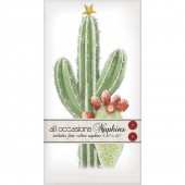 Cactus With Lights Casual Napkins