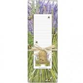 Lavender Beehive Notepad Set