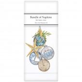 Nautical Ornamnets Linen Napkins