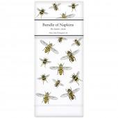 Scattered Bee Napkin Set