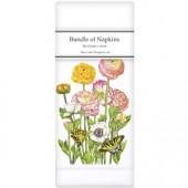 Ranunculus Linen Napkins