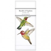 Hummingbird Linen Napkins