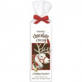 White Reindeer Chocolate Cocoa