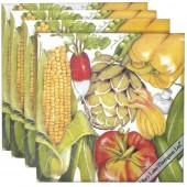 Veggie Medley Paper Napkins