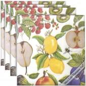 Fruit Medley Paper Napkins