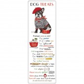 Frenchie Beret Dog Treats Recipe Towel