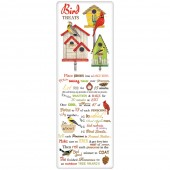 Bird Houses Suet Cakes Recipe Towel