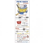 Pots And Pans Pancakes Recipe Towel