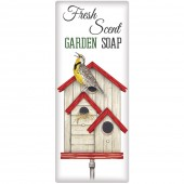 Bird Houses Soap Bar- Fresh