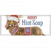Dachshund Antlers Soap Bar