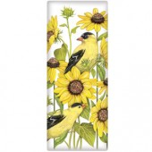 Sunflower Finch Soap Bar