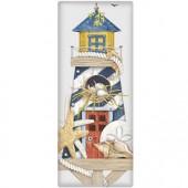 Bird Lighthouse Soap Bar