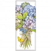 Hydrangea Bouquet Soap Bar- Lavender