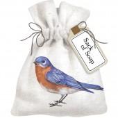 Bluebird Sack Of Soap