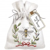 Bee Merry Sack Of Soap