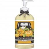 Fall Black Truck Liquid Soap