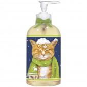Cat Snow Liquid Soap