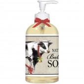 Stacked Animals Holiday Liquid Soap