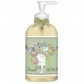 Succulent Cow Skull Liquid Soap