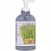 Lavender Pot Liquid Soap