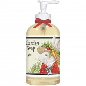 Rabbit Veggie Hat Liquid Soap