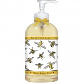 Scattered Bee Liquid Soap