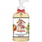 Bird Houses Liquid Soap