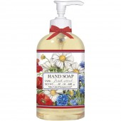 Patriotic Flowers Liquid Soap