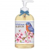 Bluebird Blossoms Liquid Soap