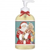 Gingerbread Santa Liquid Soap