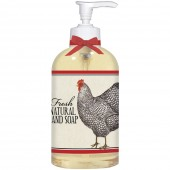 Spotted Hen Liquid Soap