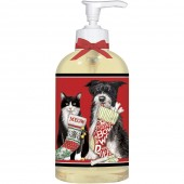 Cat And Mutt with Stocking Liquid Soap