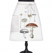 Mushrooms Assortment Bistro Apron