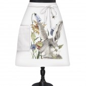 Rabbit Flowers Bistro Apron