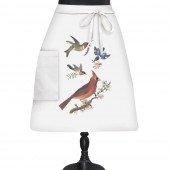 Birds With Blossoms Bistro Apron