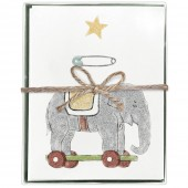 Baby Boxed Greeting Card S/8