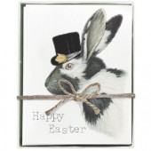 Bunny Hat Boxed Greeting Cards