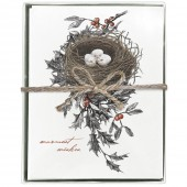 Nest Holly Boxed Greeting Cards