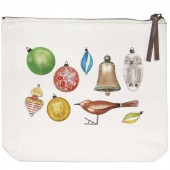 Ornaments Canvas Pouch