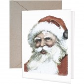 Santa Greeting Cards