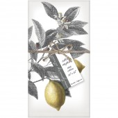 Lemon Branch Set of 4 Napkins