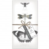 Insects Set of 4 Napkins