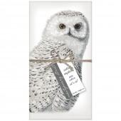 Snowy Owl Napkins