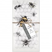 Bee Colony Napkins S/4