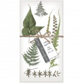 Ferns Napkins S/4