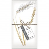 Simply Wheat Napkin S/4
