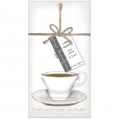 Tea & Honey Napkin S/4