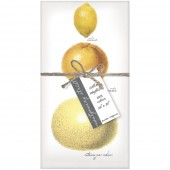 Whole Citrus Napkin S/4