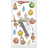 Ornaments Napkin S/4